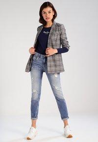 Pepe Jeans - NEW VIRGINIA  - Bluzka z długim rękawem - navy - 1