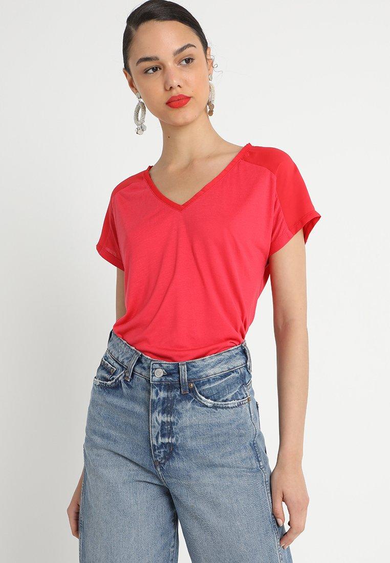 Pepe Jeans - MABEL - T-Shirt basic - redwood