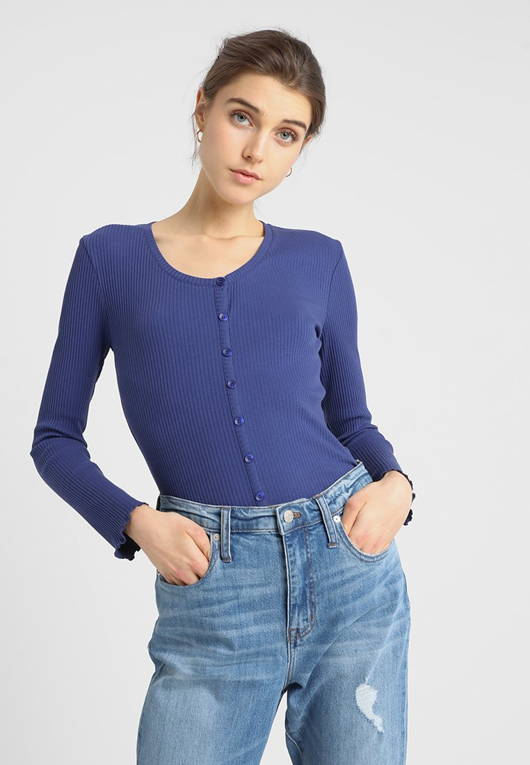 Pepe Jeans - ROSEMARY - Langarmshirt - 563steel blue