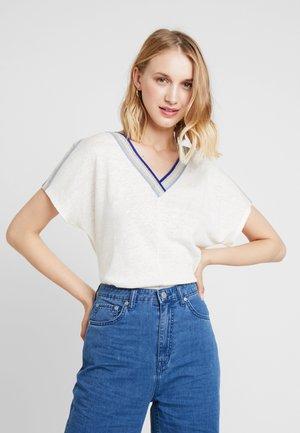 ANTONIA - T-Shirt print - optic white