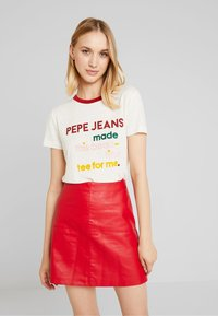 Pepe Jeans - AURORA - Camiseta estampada - oyster - 3