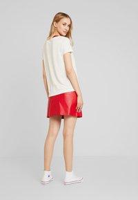 Pepe Jeans - AURORA - Camiseta estampada - oyster - 2