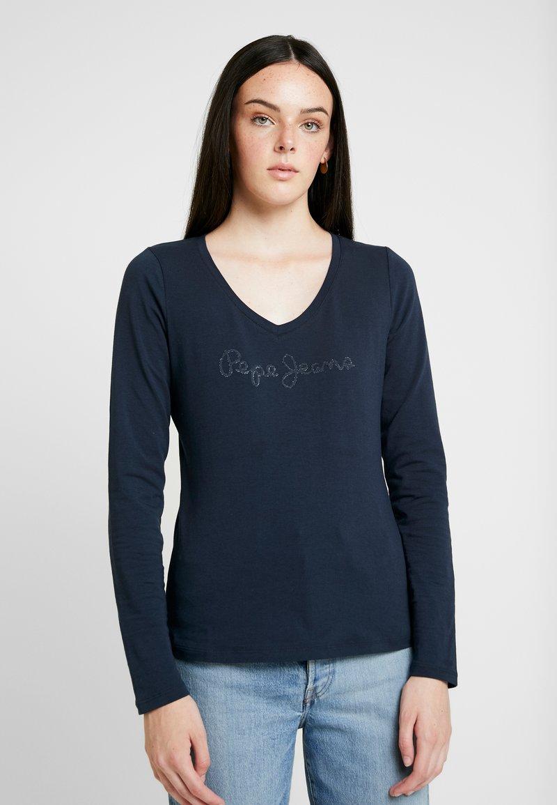 Pepe Jeans - MACKENZIE - Bluzka z długim rękawem - dulwich