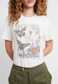 Pepe Jeans - MARIBEL - Print T-shirt - mousse - 4