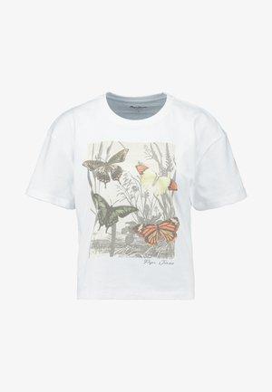 MARIBEL - T-shirt print - mousse