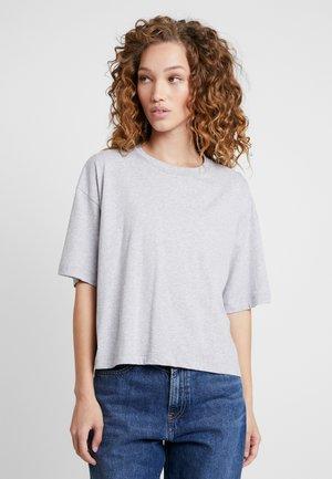 DUA LIPA X PEPE JEANS - T-shirts - grey marl