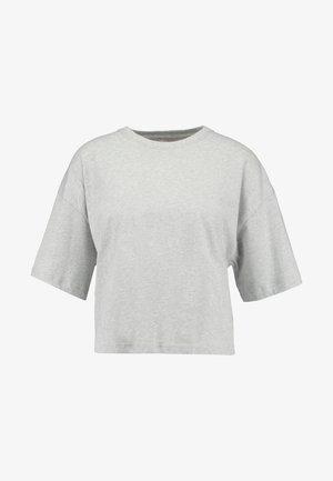 DUA LIPA X PEPE JEANS - T-shirt - bas - grey marl