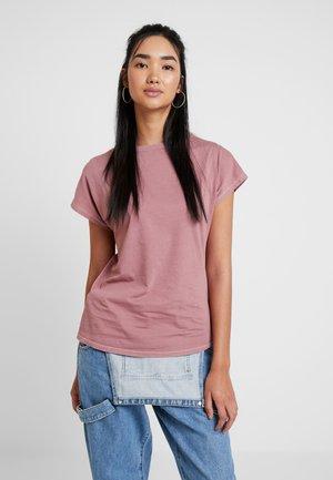 DUA LIPA X PEPE JEANS  - Camiseta estampada - ash rose