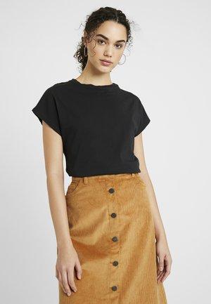 DUA LIPA X PEPE JEANS  - Camiseta estampada - black