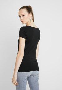 Pepe Jeans - CAIRO - T-Shirt print - black - 2