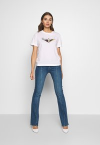 Pepe Jeans - BRIONI - Camiseta estampada - optic white - 1