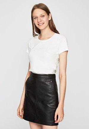 MIKA - T-shirt imprimé - off-white