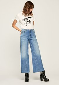 Pepe Jeans - CLOVER - T-Shirt print - off-white - 1