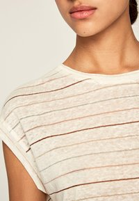 Pepe Jeans - LORENA - Print T-shirt - white - 4