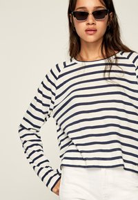 Pepe Jeans - EVELYN - T-shirt à manches longues - dark blue - 3