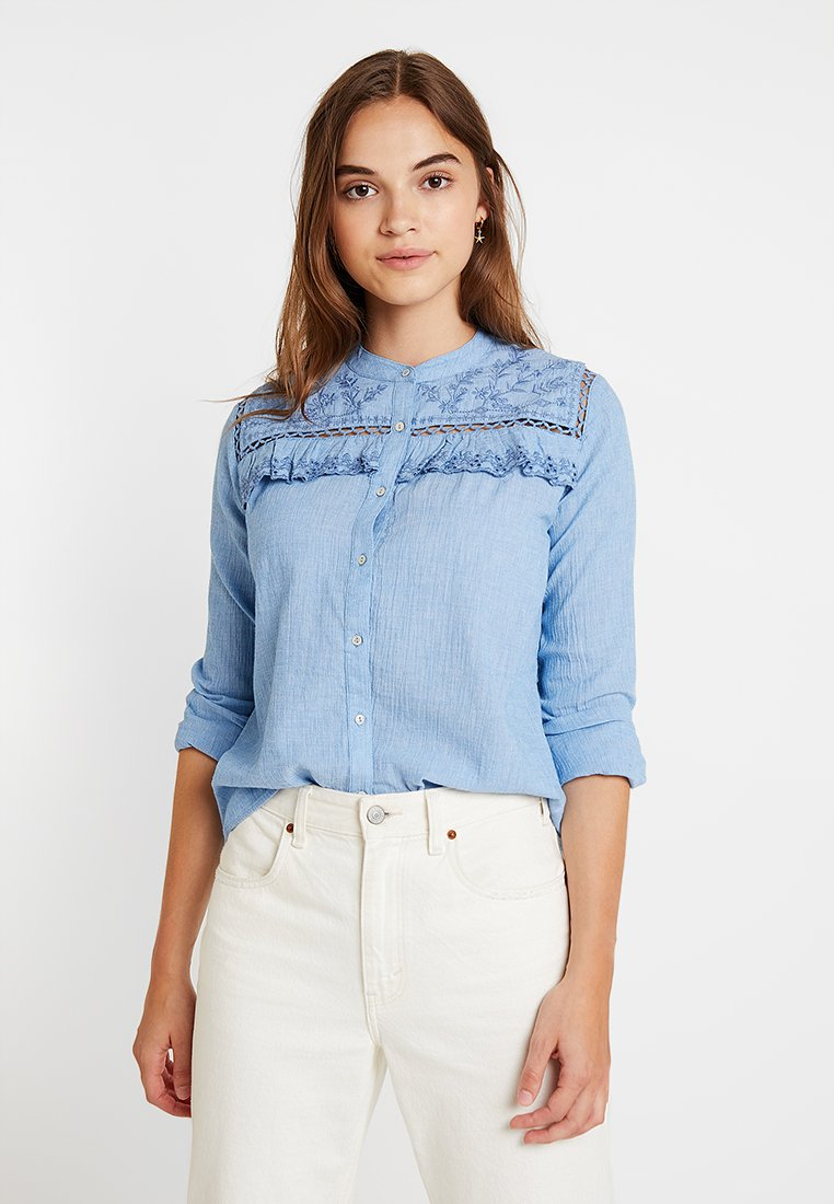 Pepe Jeans - HOLLY - Blouse - 551blue