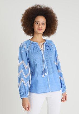 TATIANA - Tuniek - 541french blue