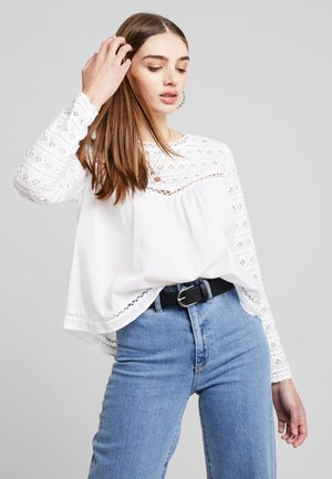 SELI - Blusa - optic white
