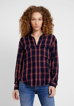 MARVINA - Button-down blouse - multi