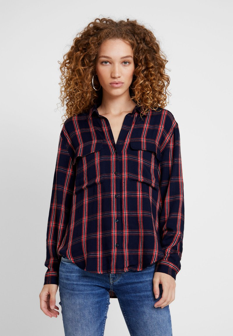Pepe Jeans - MARVINA - Button-down blouse - multi