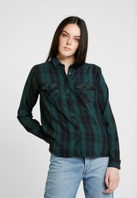 Pepe Jeans - ALEJANDRA - Overhemdblouse - forest green - 0