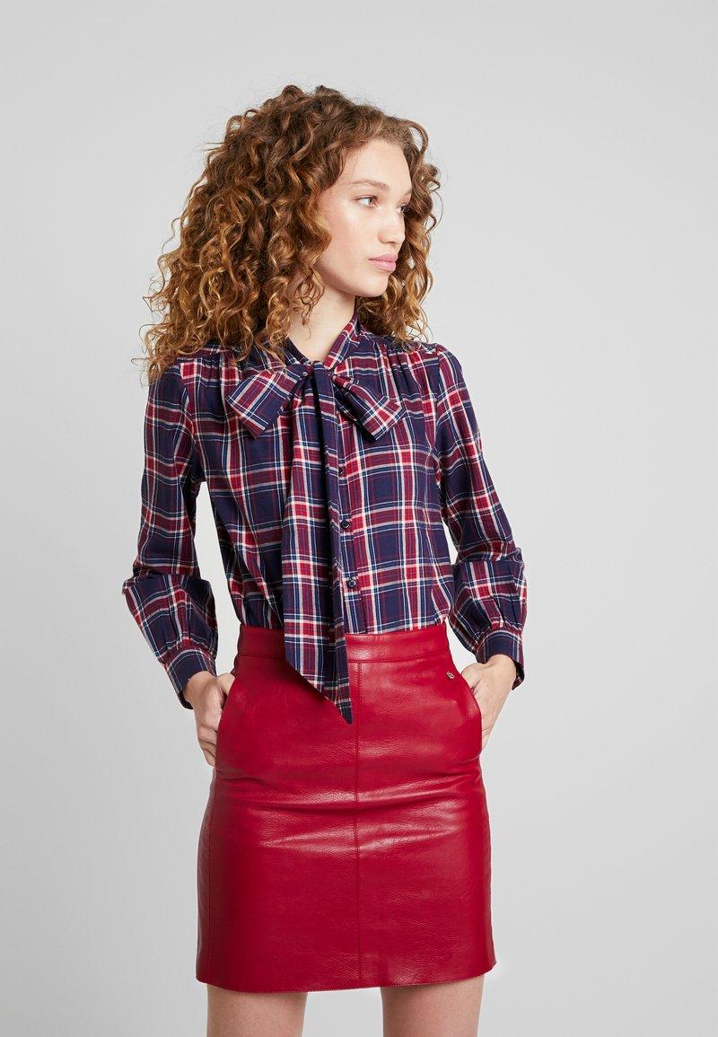 Pepe Jeans - MILA - Button-down blouse - multi