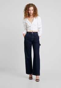 Pepe Jeans - DUA LIPA X PEPE JEANS  - Blouse - white - 1