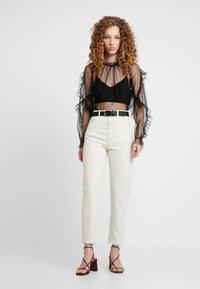Pepe Jeans - DUA LIPA X PEPE JEANS  - Bluser - black - 1