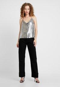 Pepe Jeans - DUA LIPA X PEPE JEANS  - Top - silver-coloured - 1