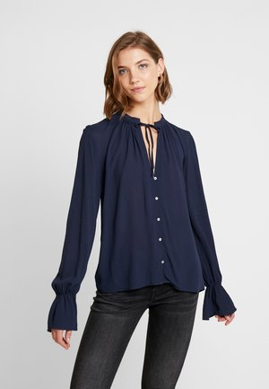 MARGA - Blouse - chatham blue