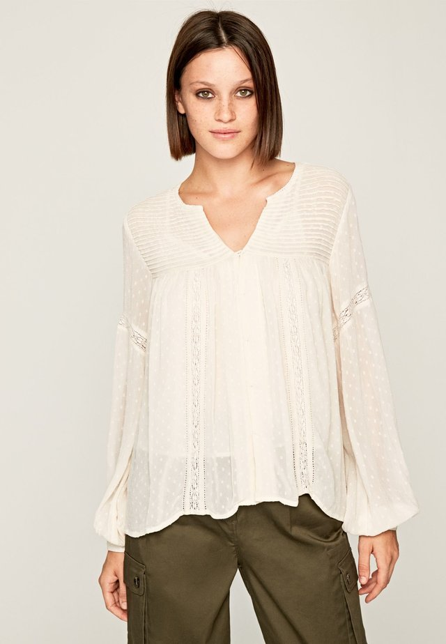 TONIA - Blusa - grayed
