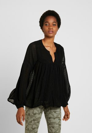 TONIA - Blouse - black