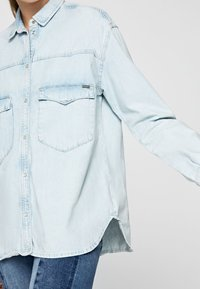 Pepe Jeans - MAE - Overhemdblouse - blue denim - 3