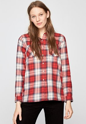 DOLLY - Overhemdblouse - red