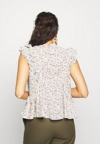 Pepe Jeans - BLOUSE - Blouse - off-white/multi-coloured - 2