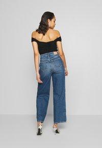 Pepe Jeans - DUA LIPA x PEPE JEANS - Bluzka - black - 2