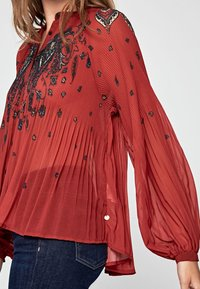 Pepe Jeans - DENISSE - Blusa - red - 4