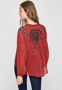 Pepe Jeans - DENISSE - Blusa - red - 2