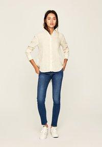 Pepe Jeans - BELLA - Button-down blouse - white - 1