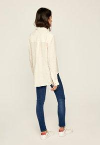 Pepe Jeans - BELLA - Button-down blouse - white - 2