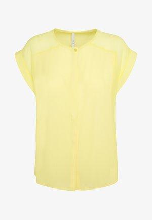 ERIN - Blouse - yellow
