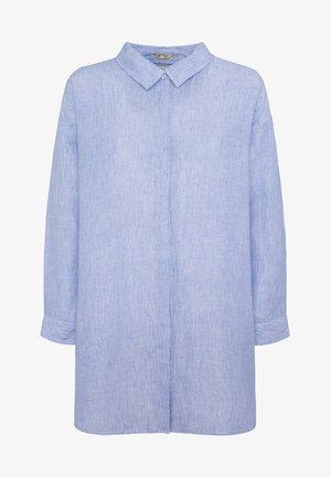 GIGI - Button-down blouse - blue