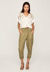 Pepe Jeans - ELENA - Overhemd - mousse - 1