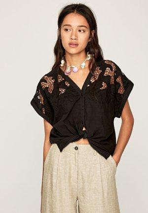 ELENA - Shirt - black
