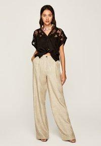 Pepe Jeans - ELENA - Overhemd - black - 1