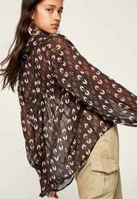 Pepe Jeans - GISELA - Button-down blouse - multi - 3