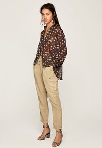 Pepe Jeans - GISELA - Button-down blouse - multi - 1