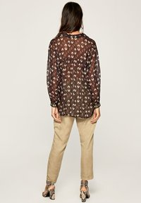 Pepe Jeans - GISELA - Button-down blouse - multi - 2