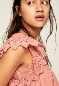 Pepe Jeans - ELIF - Blouse - washed rosa - 4