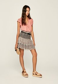 Pepe Jeans - ELIF - Blouse - washed rosa - 1